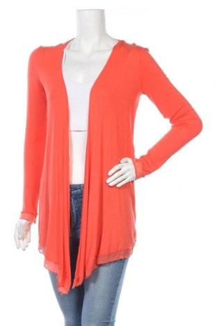 Дамска жилетка Comma,, Размер S, Цвят Оранжев, 95% вискоза, 5% еластан, Цена 20,16лв.
