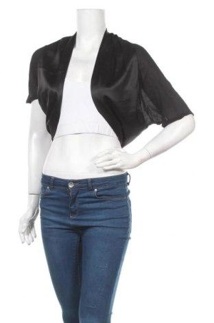 Дамска жилетка Cream, Размер XS, Цвят Черен, 100% вискоза, Цена 8,93лв.