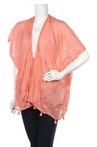 Дамска жилетка Edc By Esprit, Размер M, Цвят Розов, 96% памук, 4% полиестер, Цена 6,04лв.