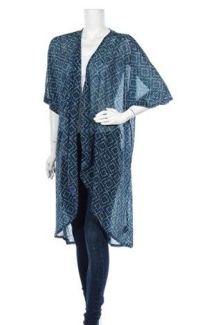 Дамска жилетка H&M, Размер S, Цвят Многоцветен, 100% полиестер, Цена 17,64лв.