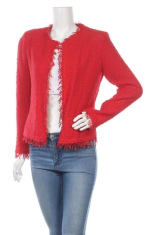 Дамска жилетка Iro, Размер M, Цвят Червен, 90% памук, 10% полиамид, Цена 276,75лв.