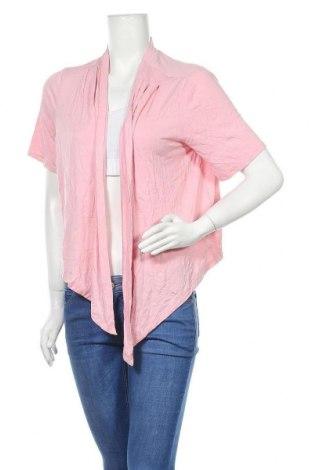 Дамска жилетка Malva, Размер XL, Цвят Розов, 95% вискоза, 5% еластан, Цена 6,04лв.