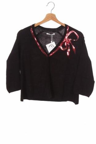 Дамска жилетка Mint & Berry, Размер XS, Цвят Черен, Полиакрил, Цена 22,36лв.
