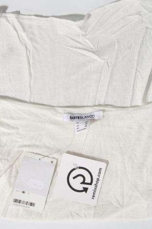 Дамска жилетка Suite Blanco, Размер M, Цвят Бял, Вискоза, Цена 10,62лв.