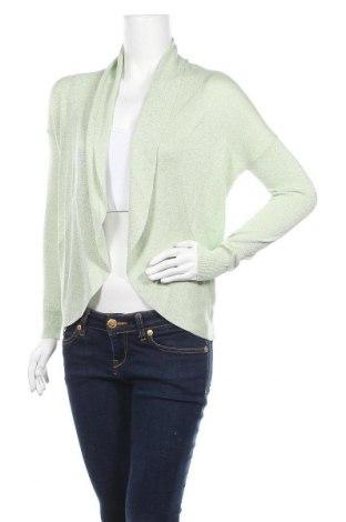 Дамска жилетка Suite Blanco, Размер S, Цвят Зелен, 80% вискоза, 20% метални нишки, Цена 26,55лв.