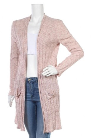 Дамска жилетка Tom Tailor, Размер L, Цвят Розов, 60% памук, 40% полиакрил, Цена 36,00лв.