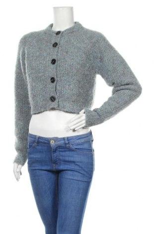 Дамска жилетка Zara, Размер S, Цвят Многоцветен, 59% полиестер, 29% акрил, 9% вълна, 3% еластан, Цена 37,00лв.