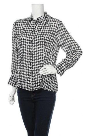 Дамска риза Alba Moda, Размер M, Цвят Черен, Полиестер, Цена 4,46лв.