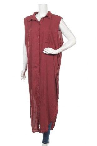 Дамска риза Alice & You, Размер XXL, Цвят Червен, Полиестер, Цена 20,95лв.