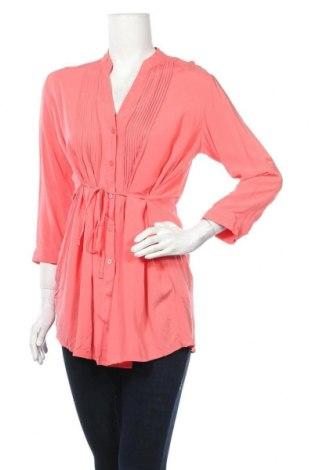 Дамска риза Anne Weyburn, Размер S, Цвят Розов, Вискоза, Цена 14,28лв.