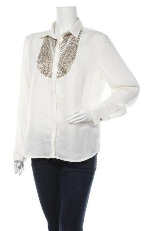 Дамска риза Ashley Brooke, Размер L, Цвят Екрю, Цена 13,44лв.