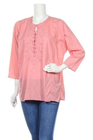 Дамска риза Day Birger Et Mikkelsen, Размер M, Цвят Розов, Памук, Цена 19,00лв.