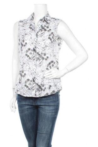 Дамска риза Designer S, Размер M, Цвят Сив, 55% памук, 45% полиестер, Цена 4,46лв.