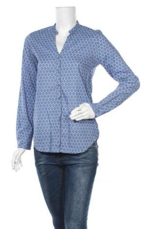 Дамска риза Eterna, Размер S, Цвят Син, Цена 15,12лв.