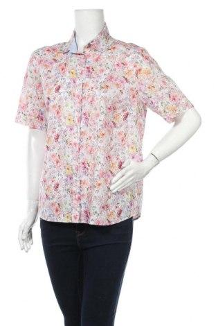 Дамска риза Eterna, Размер L, Цвят Многоцветен, Памук, Цена 12,60лв.