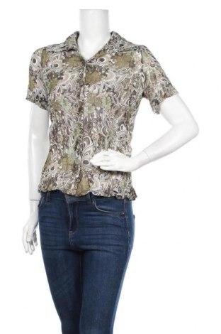Дамска риза Kingfield, Размер M, Цвят Зелен, Полиестер, Цена 5,15лв.