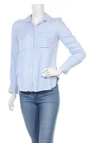 Dámská košile  Mango, Velikost XS, Barva Modrá, Viskóza, Cena  163,00Kč