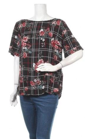 Дамска блуза Maxi Blue, Размер XL, Цвят Многоцветен, Вискоза, Цена 13,39лв.