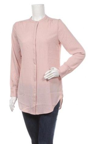 Дамска риза Modstrom, Размер XS, Цвят Розов, Полиестер, Цена 7,30лв.