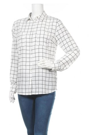 Дамска риза Patrizia Dini, Размер M, Цвят Бял, Полиестер, Цена 4,73лв.
