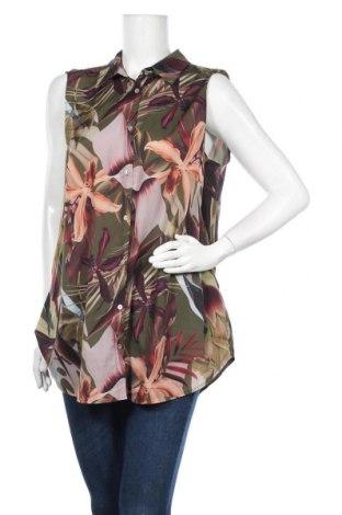 Дамска риза Sara Lindholm, Размер XXL, Цвят Многоцветен, Полиестер, Цена 15,96лв.