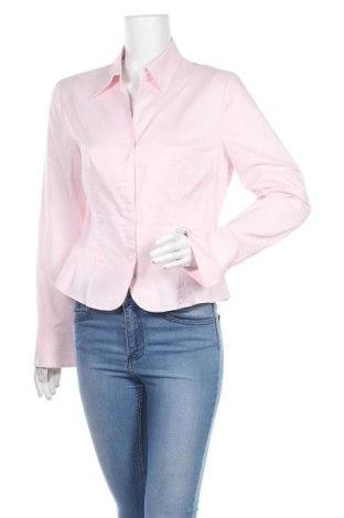 Дамска риза St.Emile, Размер M, Цвят Розов, 63% памук, 37% полиестер, Цена 16,50лв.