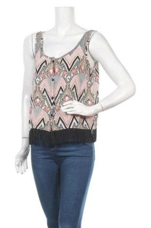 Γυναικείο πουκάμισο Vert De Rage, Μέγεθος S, Χρώμα Πολύχρωμο, Βισκόζη, Τιμή 3,31€