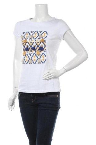 Γυναικείο t-shirt Anany, Μέγεθος S, Χρώμα Λευκό, Βαμβάκι, Τιμή 15,08€