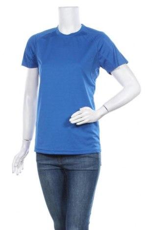 Дамска тениска Cinque, Размер M, Цвят Син, Полиестер, Цена 6,68лв.