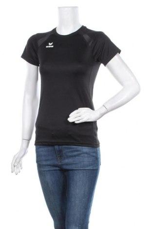Дамска тениска Erima, Размер XS, Цвят Черен, Полиестер, Цена 13,39лв.