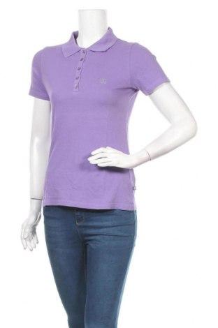 Дамска тениска Jette, Размер M, Цвят Лилав, Цена 15,17лв.