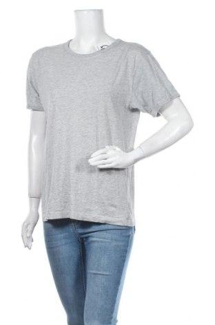 Dámské tričko New Body, Velikost L, Barva Šedá, 95% bavlna, 5% viskóza, Cena  203,00Kč