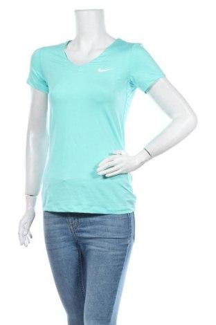 Dámské tričko Nike, Velikost M, Barva Modrá, Cena  401,00Kč