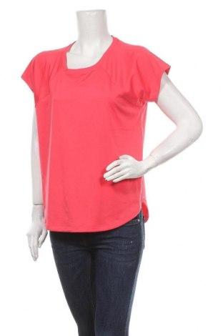 Дамска тениска SOC, Размер M, Цвят Розов, Полиестер, Цена 4,73лв.