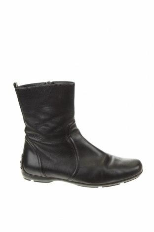 Дамски боти Bally, Размер 36, Цвят Черен, Естествена кожа, Цена 95,20лв.