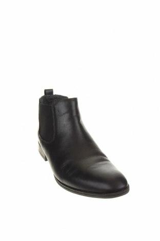 Дамски боти Gabor, Размер 40, Цвят Черен, Естествена кожа, Цена 149,00лв.