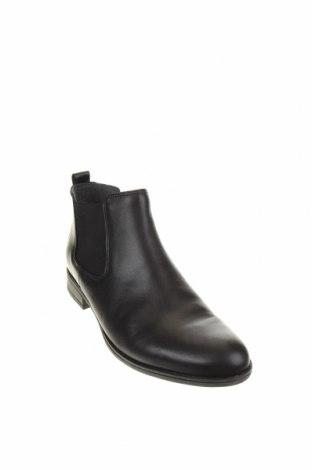 Дамски боти Gabor, Размер 39, Цвят Черен, Естествена кожа, Цена 149,00лв.
