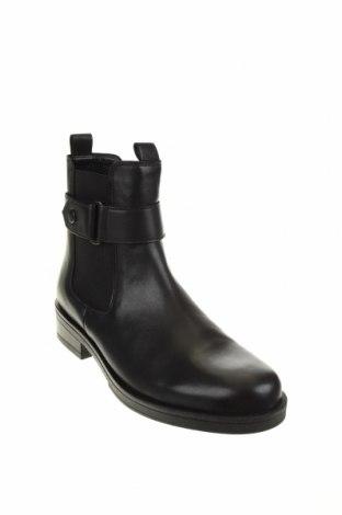 Дамски боти Gabor, Размер 40, Цвят Черен, Естествена кожа, Цена 152,00лв.