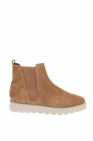 Dámské boty  Kennel & Schmenger, Velikost 40, Barva Béžová, Přírodní velur , Cena  2816,00Kč