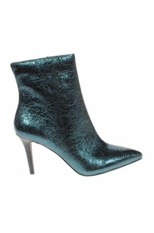 Дамски боти Michelle Keegan, Размер 39, Цвят Зелен, Еко кожа, Цена 34,05лв.