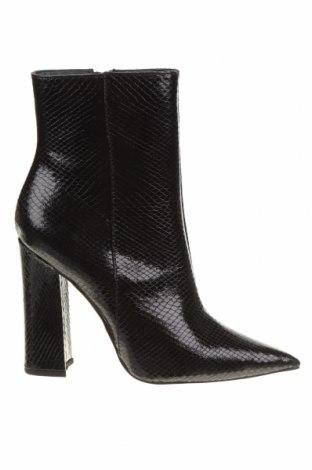 Дамски боти Topshop, Размер 40, Цвят Черен, Естествена кожа, Цена 159,00лв.