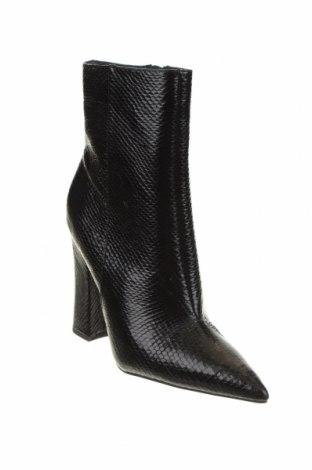 Дамски боти Topshop, Размер 41, Цвят Черен, Естествена кожа, Цена 159,00лв.