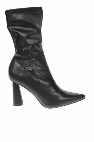 Γυναικείες μπότες 4th & Reckless, Μέγεθος 39, Χρώμα Μαύρο, Δερματίνη, Τιμή 32,58€