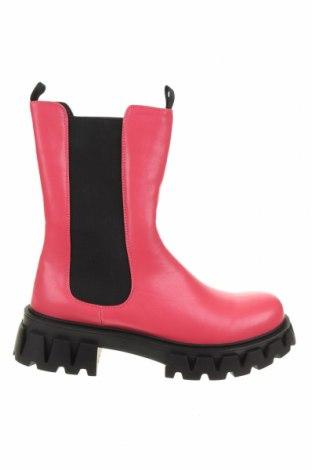 Дамски ботуши Koi footwear, Размер 42, Цвят Розов, Еко кожа, Цена 96,00лв.