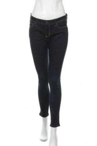 Γυναικείο Τζίν Hollister, Μέγεθος M, Χρώμα Μπλέ, 79% βαμβάκι, 18% πολυεστέρας, 2% βισκόζη, 1% ελαστάνη, Τιμή 18,25€