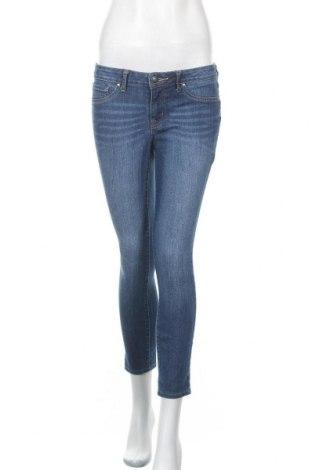 Dámské džíny  Jessica Simpson, Velikost S, Barva Modrá, 78% bavlna, 21% polyester, 1% elastan, Cena  157,00Kč