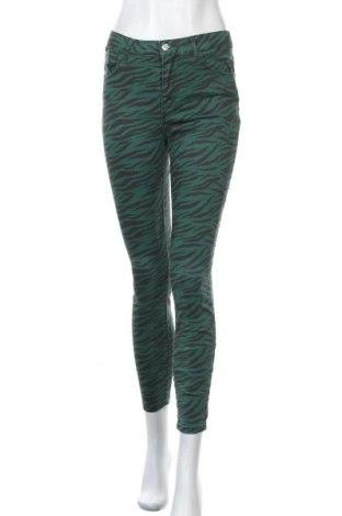 Γυναικείο Τζίν Lefties, Μέγεθος S, Χρώμα Πράσινο, 98% βαμβάκι, 2% ελαστάνη, Τιμή 15,65€