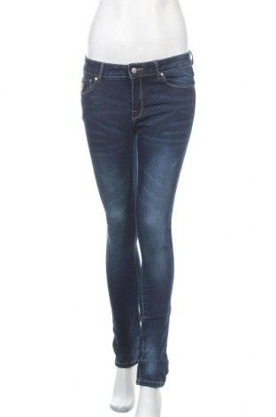 Дамски дънки Lois, Размер S, Цвят Син, 99% памук, 1% еластан, Цена 35,99лв.