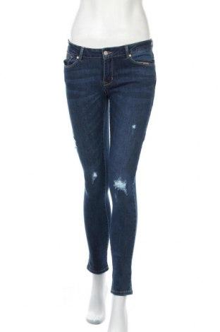 Дамски дънки Lois, Размер S, Цвят Син, 79% памук, 19% полиестер, 2% еластан, Цена 30,51лв.
