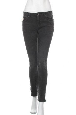 Дамски дънки Lois, Размер M, Цвят Сив, 99% памук, 1% еластан, Цена 42,84лв.